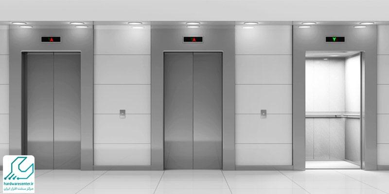 درب های اتوماتیک آسانسور
