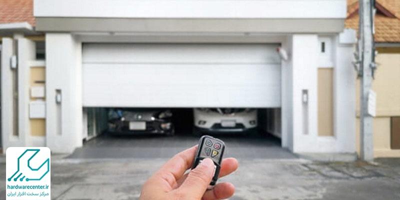 تیغه برای کرکره برقی درب پارکینگ